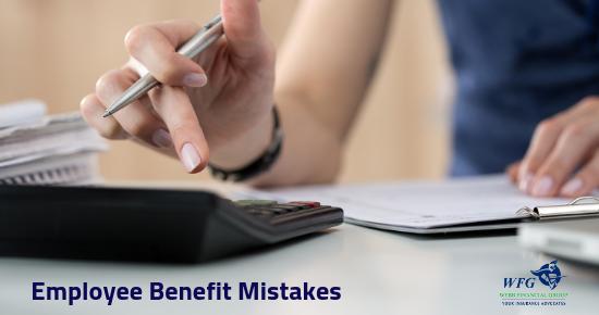 employee benefits mistakes