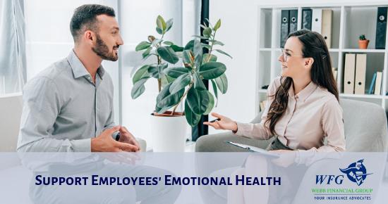 emotional health benefits
