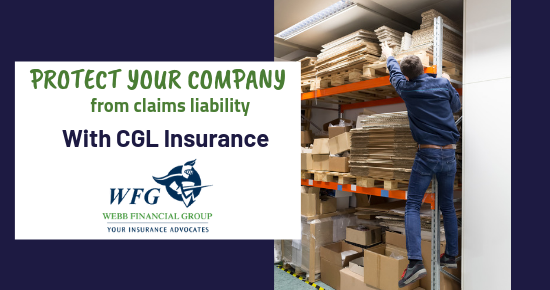CGL insurance for businesses
