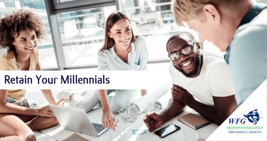 retain millennials
