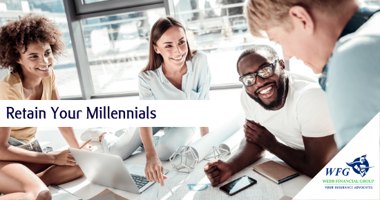retain millennials